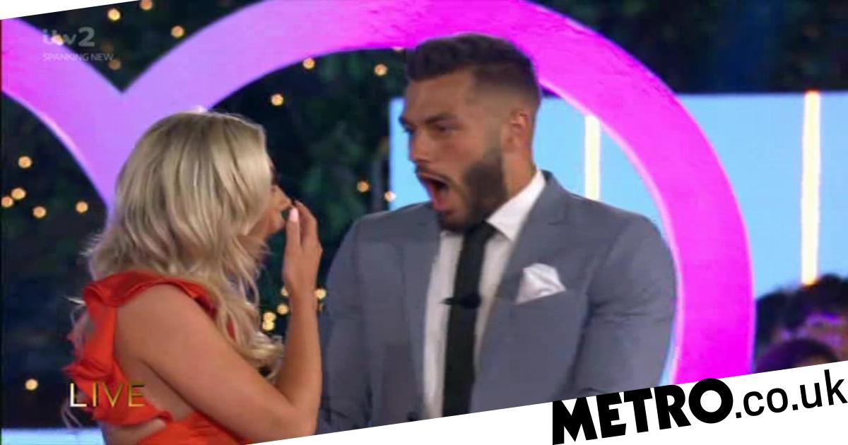 Love Island winners Paige Turley and Finley Tapp cause huge upset with bookies