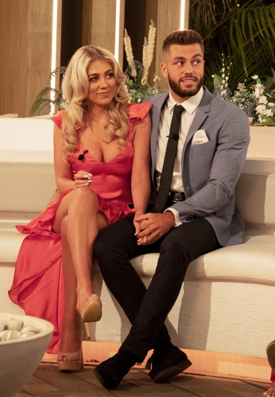 Love Island's Luke Trotman and Siannise Fudge had sex right after ...