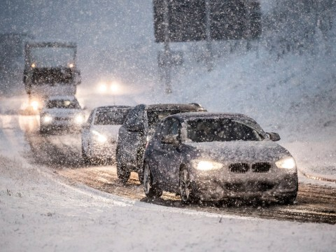 Is it safe to drive in the snow?