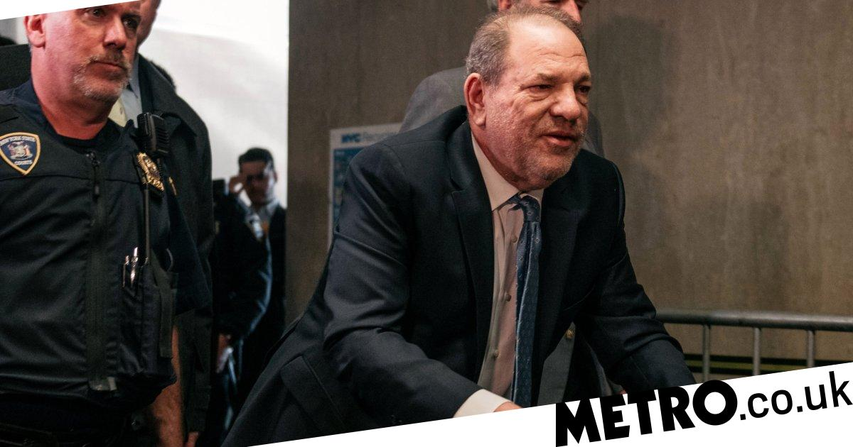 Harvey Weinstein to appeal against conviction after being rushed to hospital