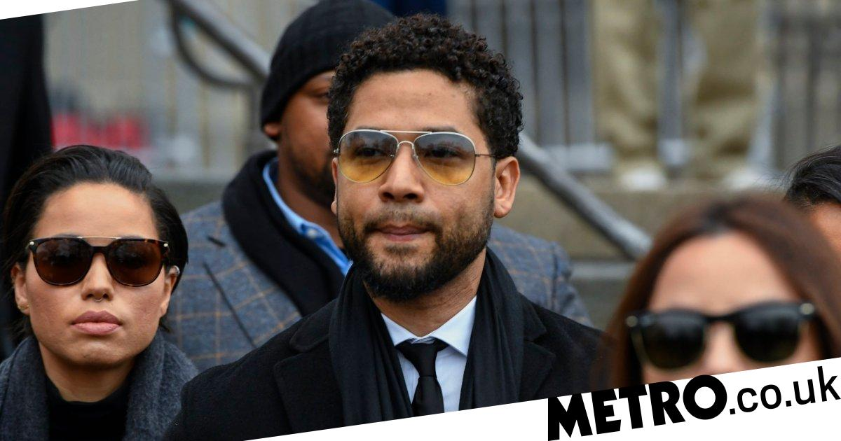 Jussie Smollett vows to 'fight or die' after new 'hoax attack' charges