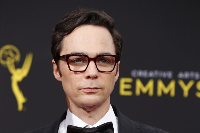 Mandatory Credit: Photo by NINA PROMMER/EPA-EFE/REX (10414858bx) Jim Parsons arrives for the 2019 Creative Arts Emmy Awards at the Microsoft Theater in Los Angeles, California, USA, 15 September 2019. The Creative Arts Emmy Awards honor excellence in Television technical categories such as makeup, casting direction, costume design, editing and cinematography. The 71st Primetime Emmy Awards Ceremony will take place on 22 September 2019. 2019 Creative Arts Emmy Awards, Los Angeles, USA - 15 Sep 2019