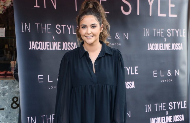 Jacqueline Jossa at the press launch for her new In The Style clothing range at EL&N Cafe in London Pictured: Jacqueline Jossa Ref: SPL5152331 270220 NON-EXCLUSIVE Picture by: Brett D. Cove / SplashNews.com Splash News and Pictures Los Angeles: 310-821-2666 New York: 212-619-2666 London: +44 (0)20 7644 7656 Berlin: +49 175 3764 166 photodesk@splashnews.com World Rights,