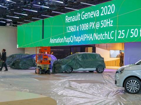 Geneva Motor Show cancelled as Switzerland bans all large public gatherings