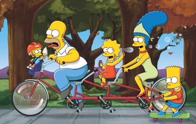 A new ?Simpsons? short film will play before screenings of Pixar?s ?Onward? Picture: FOX METROGRAB