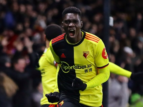 Arsenal's record safe as Watford stun Liverpool and end 44-game unbeaten run