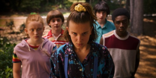 STRANGER THINGS (Picture: Netflix)