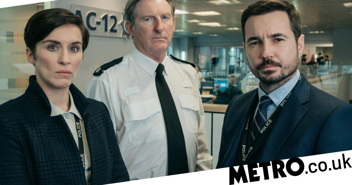 Line of Duty creator teases 'H's' identity as Kate and Steve have 'shoot off'