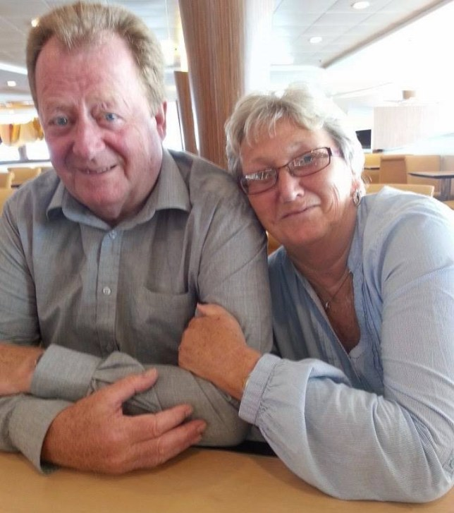 Roger Clarke and Susan Clarke, ?2million cocaine haul. An OAP couple accused of smuggling almost ?1 million of cocaine into Europe on a luxury Caribbean cruise broke down in tears yester-day as they claimed they thought they were helping a businessman sell suit-cases to Harrods. Retired chef Roger Clarke, 72, and his 71-year-old wife Sue said they had been betrayed by people they considered ?genuine friends?.