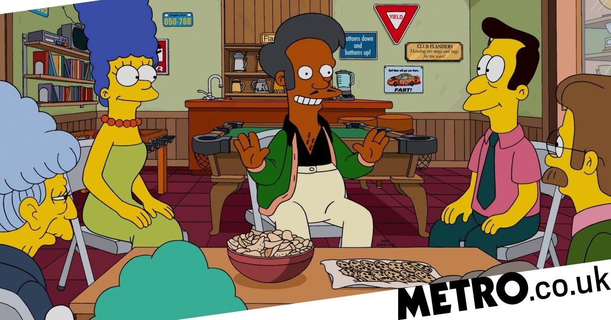 The Simpsons director actually wrote out Apu years ago and no one noticed