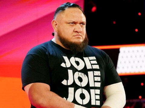 WWE superstar Samoa Joe suspended for first wellness policy violation