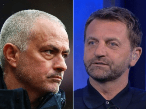 Tim Sherwood blasts Jose Mourinho for Tottenham's 'absolutely disgusting' tactics against Chelsea