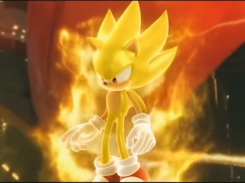 Sonic The Hedgehog movie nearly featured Super Sonic