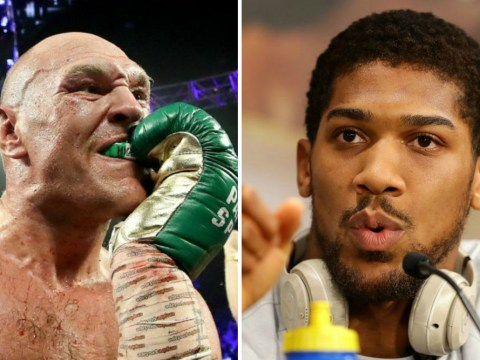 Tyson Fury's promoter explains why Anthony Joshua fight will 'never happen'