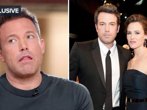 Ben Affleck chokes up over 'painful' Jennifer Garner divorce and alcoholism battle