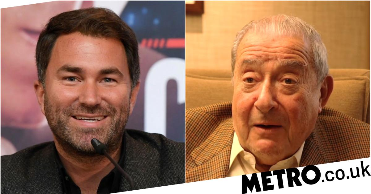 Bob Arum blasts Eddie Hearn after he makes new Fury-Wilder prediction