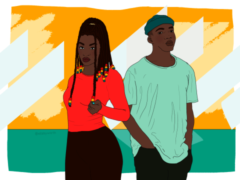Black people explain how Covid-19 inequalities are having a 'massive effect' on their mental health