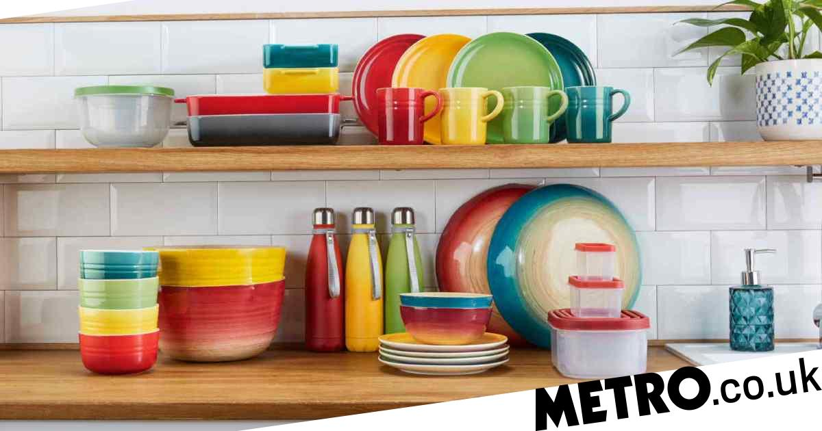 Lidl launches Le Creuset cookware dupes with prices starting at £3.99