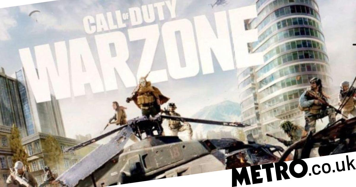 Call Of Duty: Modern Warfare battle royale has ping, trios, and helicopters