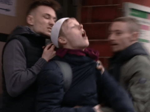 EastEnders fans disgusted by Islamophobic slurs against Bobby, Iqra and Habiba