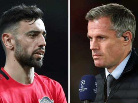 Jamie Carragher sends warning to Bruno Fernandes ahead of Manchester United's trip to Chelsea