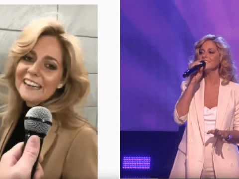 Lady Gaga viral sensation Charlotte Awbery goes from pubs to stardom as she sings Shallow for Ellen DeGeneres