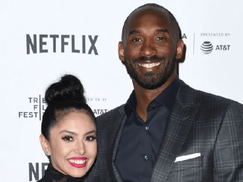 Kobe Bryant's wife Vanessa remembers 'her angels' with sweet tribute after LA Lakers game