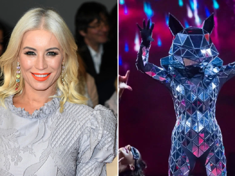 The Masked Singer fans rumble Fox's identity as Denise Van Outen with one major clue