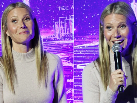 Gwyneth Paltrow all smiles in New York as she ignores Goop backlash