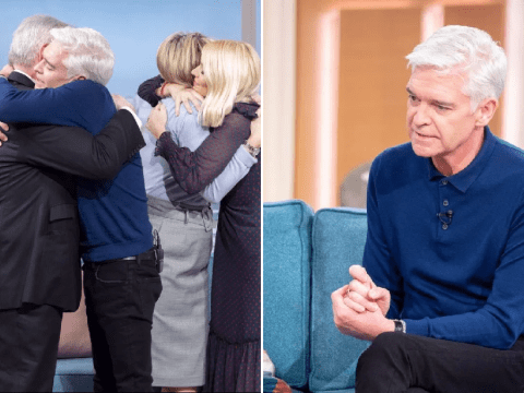 Eamonn Holmes had 'no idea' Phillip Schofield was going to come out but could see 'effect' it had