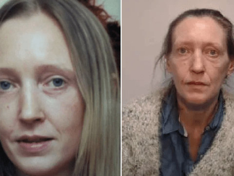 Pictures show devastating toll crack cocaine took on serial thief