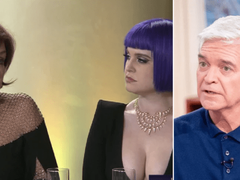 Phillip Schofield praised by Sharon and Kelly Osbourne for coming out as gay: 'He's incredibly brave'