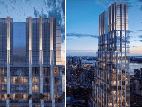 Luxury apartment tower must have 'top 20 floors' chopped off after developers broke rules