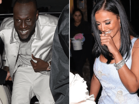 Brits 2020: Maya Jama leaves after-party swiftly after ex-boyfriend Stormzy's arrival