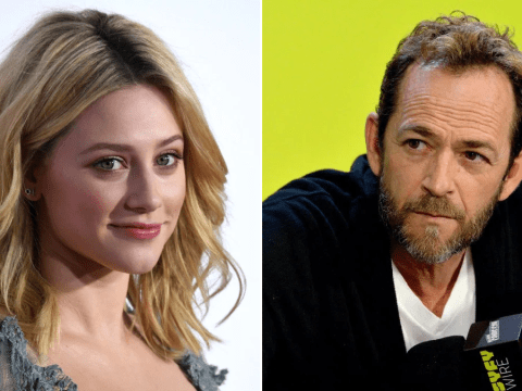 Riverdale's Lili Reinhart 'visited' by Luke Perry in her dream