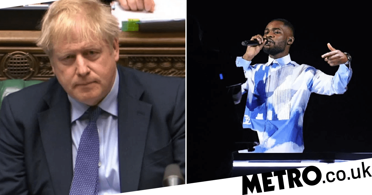 Dave resurfaces Boris Johnson's Africa comments after calling PM a 'real racist'