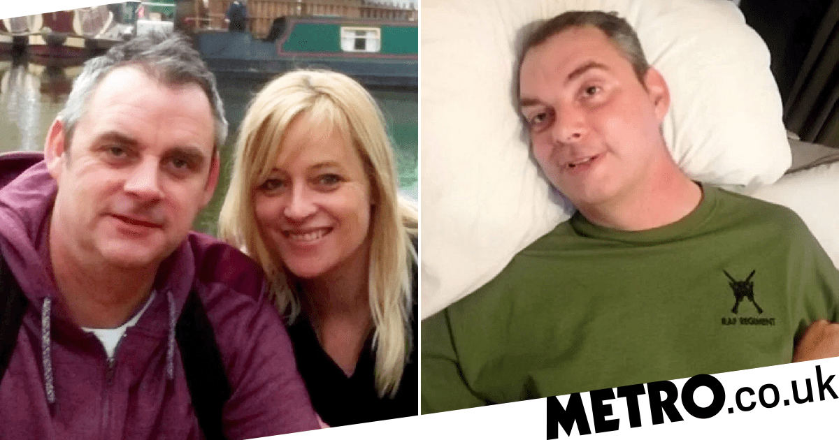 Wife's anguish after 'monsters' who left husband brain damaged are released