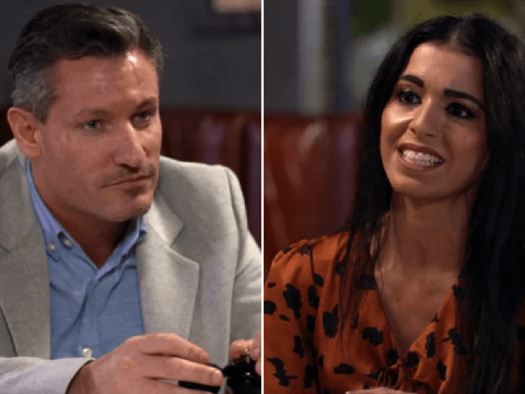 Celebs Go Dating's Dean Gaffney endures awkward date with EastEnders extra