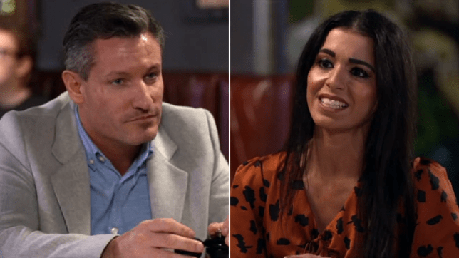 Dean Gaffney Celebs Go Dating
