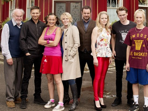 EastEnders cast share beautiful message about family for 35th anniversary