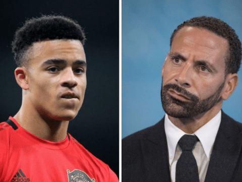 Rio Ferdinand sends warning to Ole Gunnar Solskjaer over Manchester United starlet Mason Greenwood