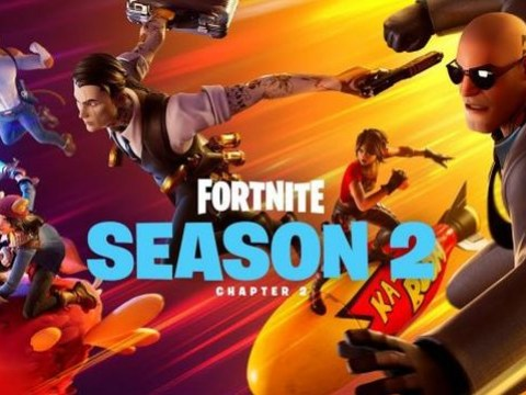 Fortnite Chapter 2 Season 2 live now – Deadpool coming soon