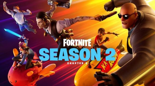 Fortnite Chapter 2 Season 2 key art