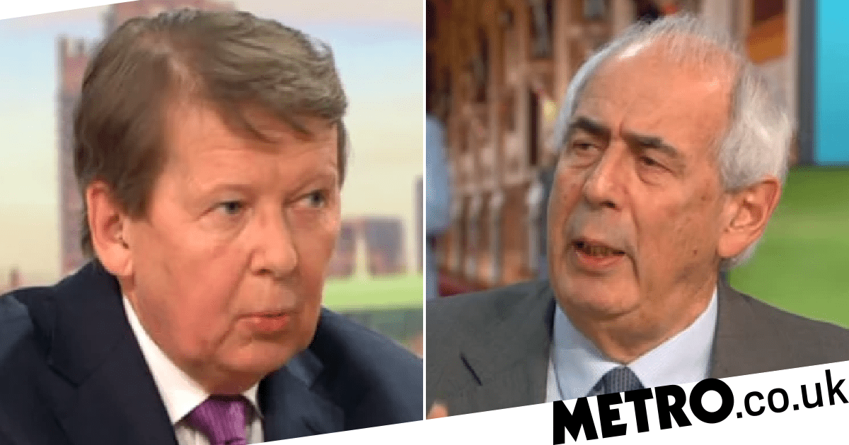 Bill Turnbull steps in as Good Morning Britain guest bashes Meghan Markle