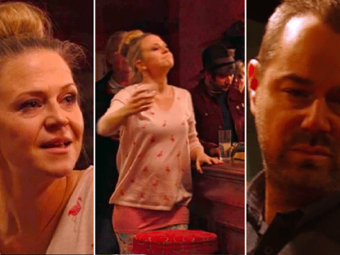 EastEnders spoilers: Mick Carter agrees to divorce Linda after she publicly humiliates him