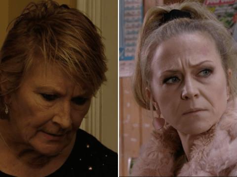 EastEnders spoilers: Shirley Carter orders Linda to get help tonight