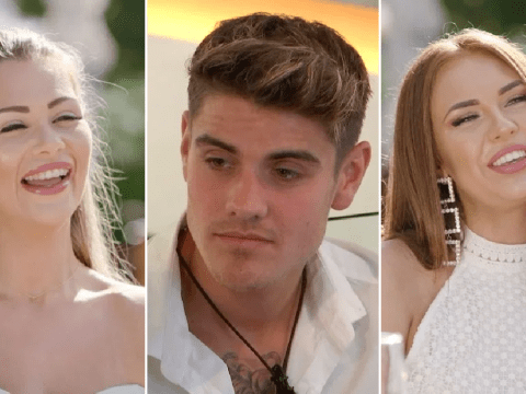 Love Island drama as Shaughna Phillips pulls Demi Jones for a chat – and prepares to tell Luke M how she feels