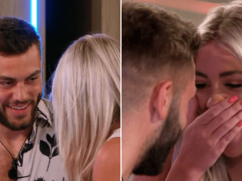 Love Island's Finley Tapp asking Paige Turley to be his girlfriend is possibly the cutest moment of the series