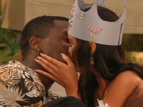 Love Island's Siannise Fudge and Luke Trotman are officially boyfriend and girlfriend