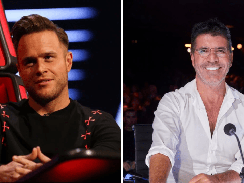 Olly Murs takes on former X Factor mentor Simon Cowell by setting up rival production company